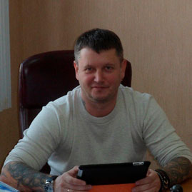 Сульгин Максим Игоревич, директор ООО ПК СДС